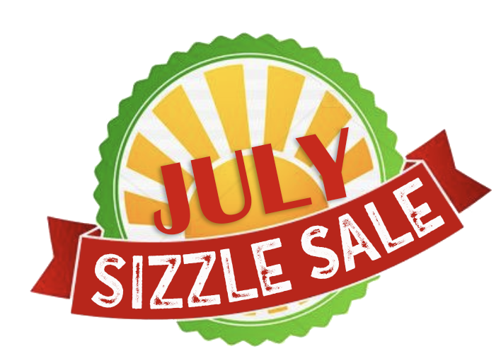 Beach View Hotel July Sizzle Sale
